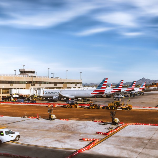 Web Development Service for Airports, (US)
