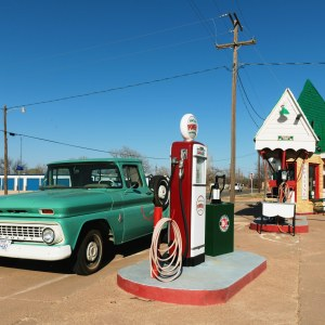 Web Development Service for Gas Stations, (US)